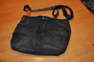 Jeanstasche vorne